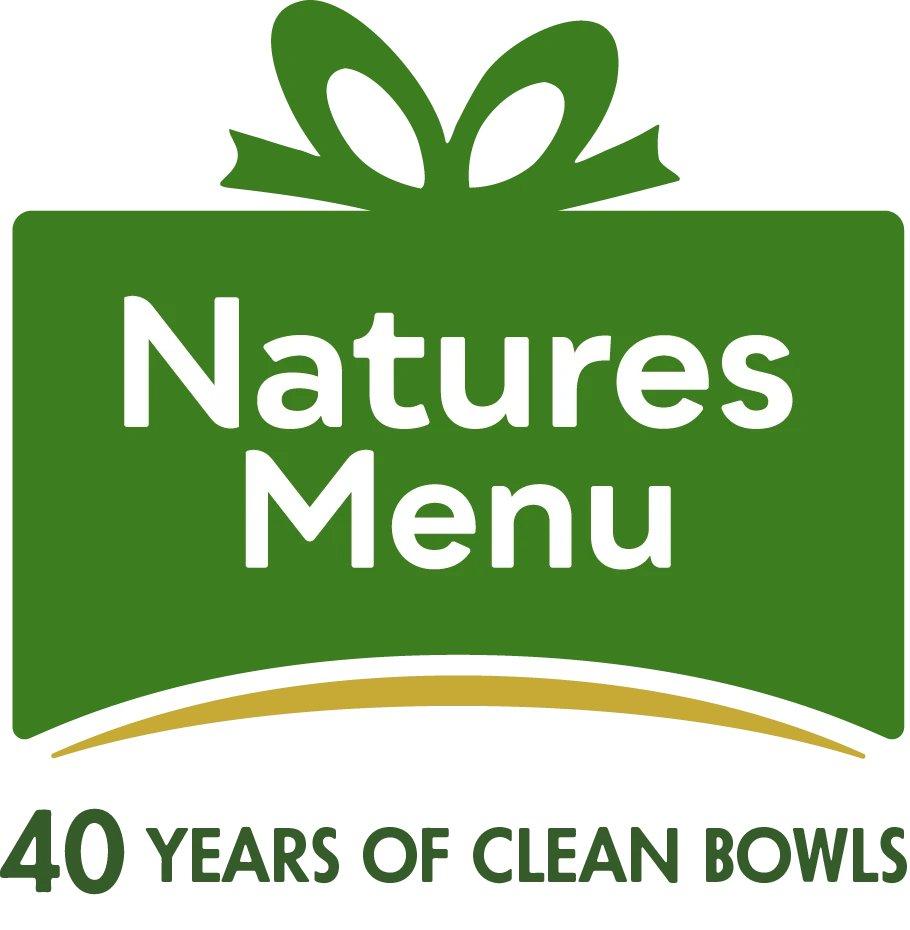 Natures Menu Pet food logo