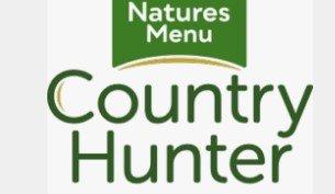 country hunter cat food logo