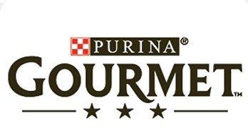 Gourmet Cat food logo