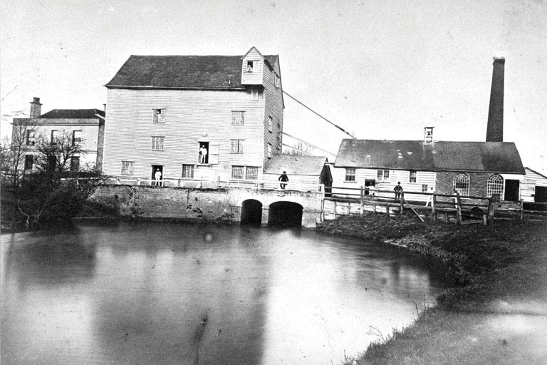 Marriage Water Mill