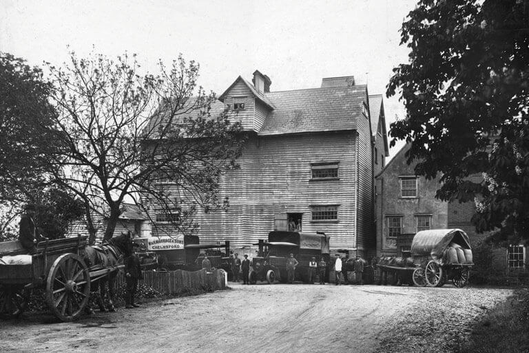 photo of marriage mill