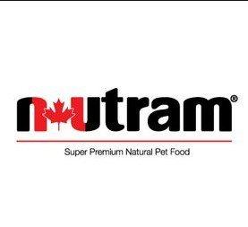 Nutram pet food logo