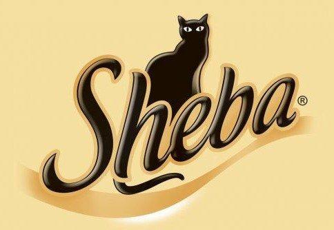 Sheba Cat Food logo